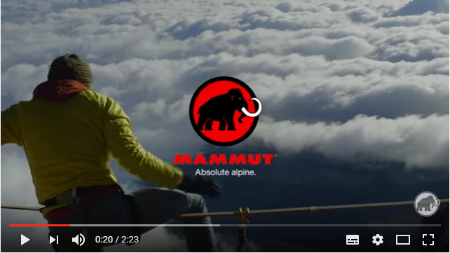 Mammut - Video Youtube